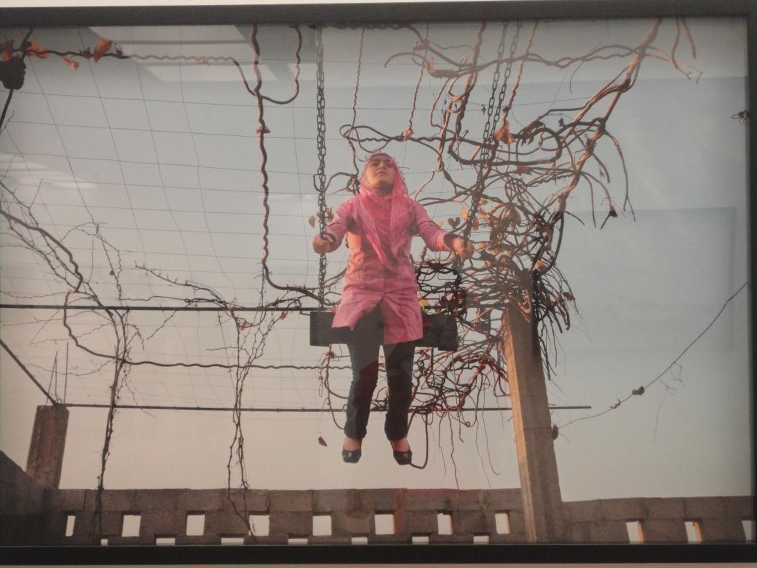 "Tanya Habjouqa 's ""Women of Gaza"""