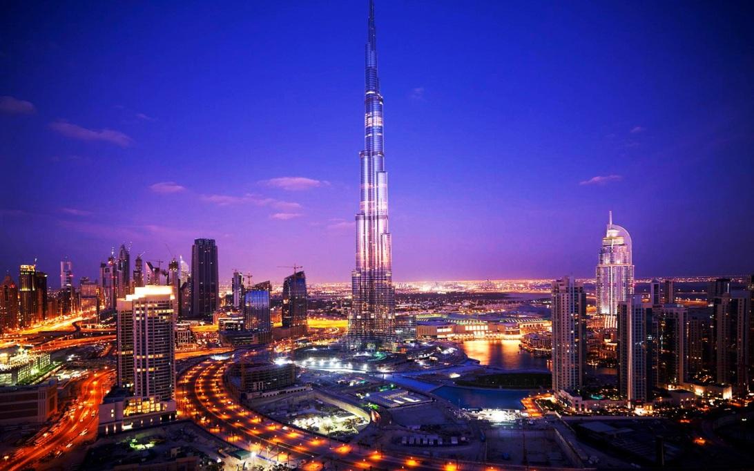 Burj Khalifa (From: http://designaspolitics.wordpress.com)
