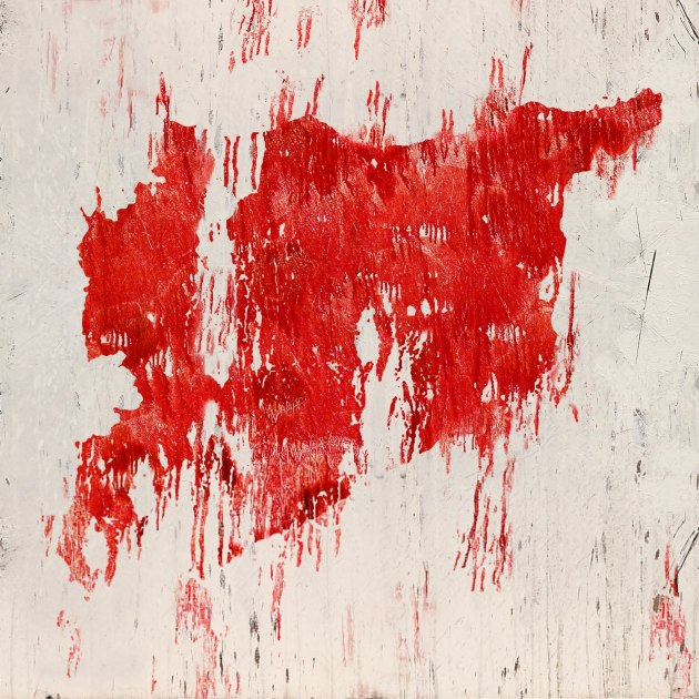 'Bleeding Syria' by Tammam Azzam