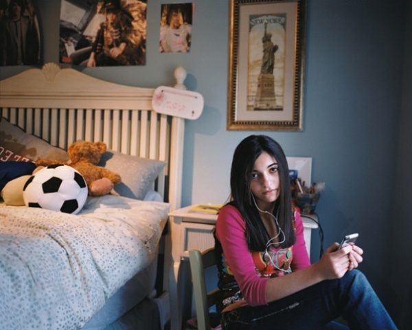 From Rania Matar 'Bedroom' Series