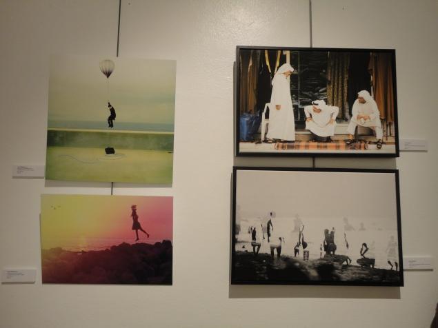 Photography by Usra ElMadhoun (left) - Ali Al Mutairi (right)