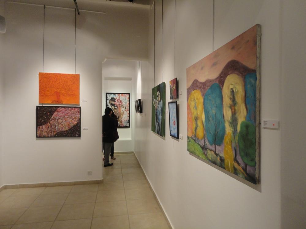 Dar Al Funoon 3rd Affordable Art Show