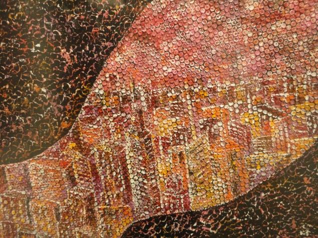 Details from Immanuel Amrita Rhema Artwork