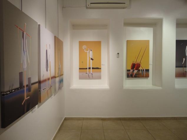 Khaled Al Najdi Artworks