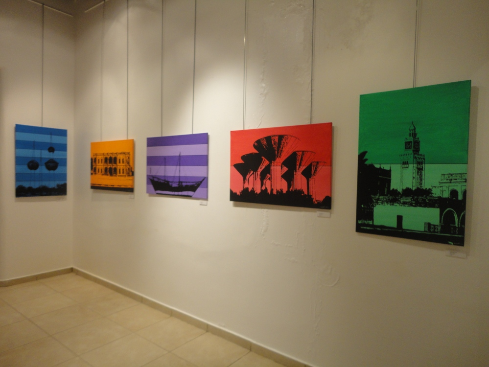 Artworks by Faisal Mohammed