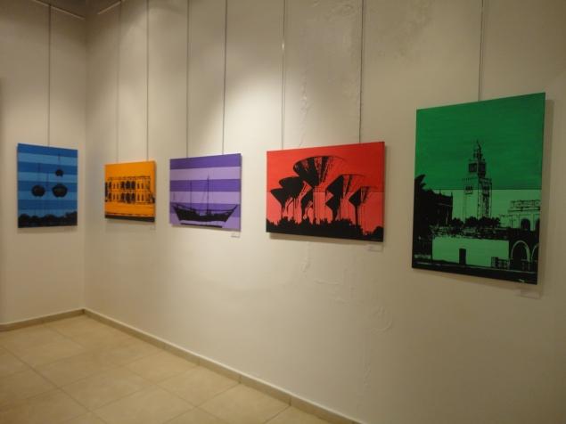 Artworks by Faisal Mohammed
