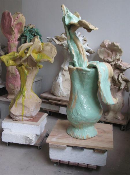 Atelier van Lunen Février 2013