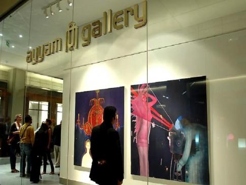 Ayyam Gallery. Courtesy: mymetrotalk.com