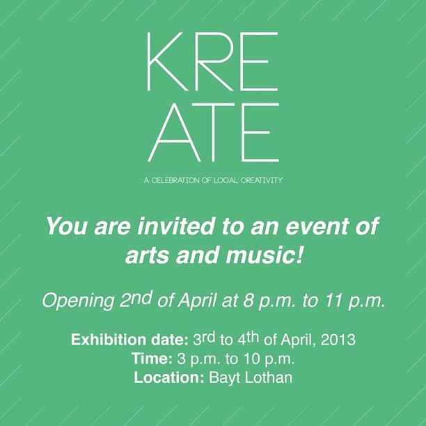 KREATE Event