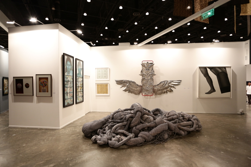 Aicon Gallery, Art Dubai