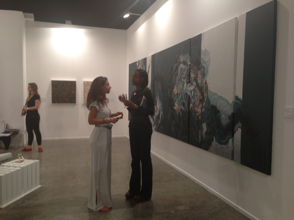 Leila Heller Gallery. Courtesy: Al Mahha Art Blog