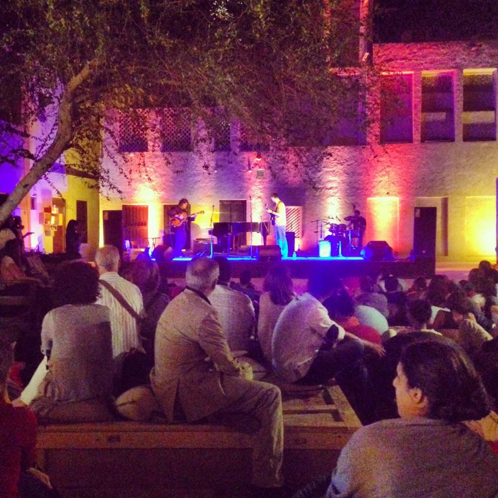 Jazz performance at SIKKA