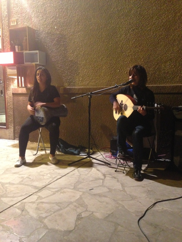 Oriental live music at SIKKA