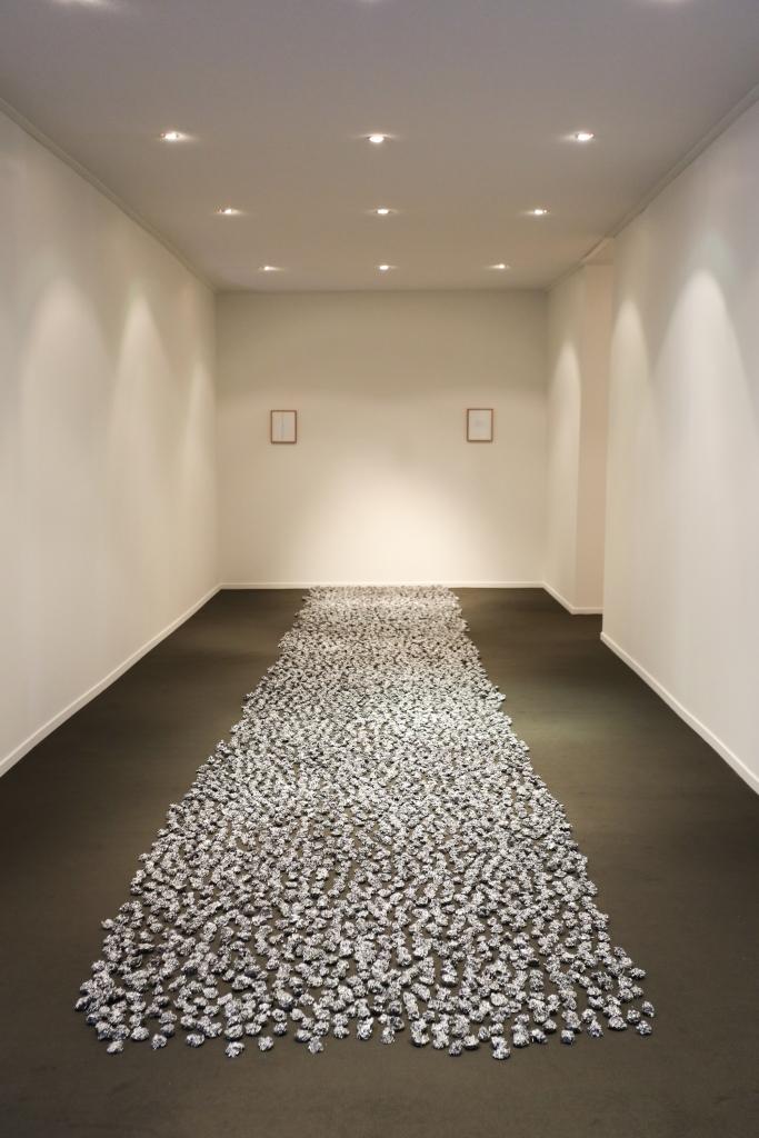 Rayyane Tabet 'FIRE CAST DRAW' Courtesy: ,Abraaj Group Art Prize 2013
