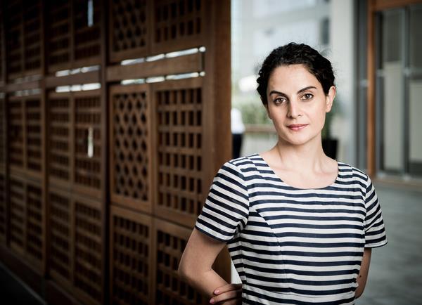 Nada Raza Guest Curator  of Abraaj Art Prize