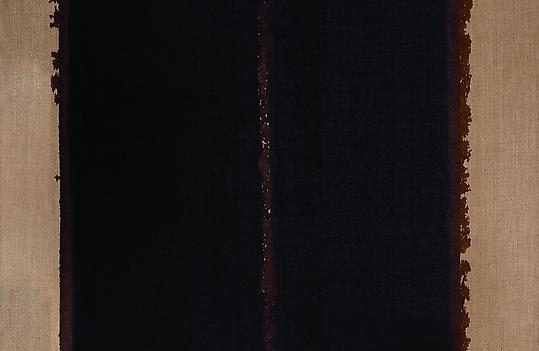 Yun Hyon-kuen, Untitled, 1986, detail, oil on canvas. Courtesy: Alexander Gray Associates