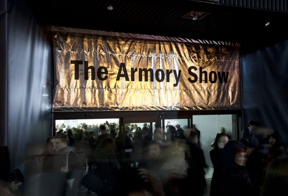 Courtesy to The Armory Show