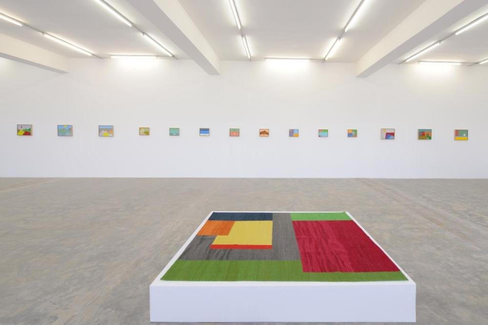 Etel Adnan, Etel Adnan, Exhibition View, Sfeir-, 2013, Sfeir-Semler Gallery Beirut Hamburg webimage