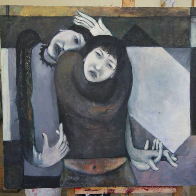 artwork by Nawar Haidar participating in Festival in Georgia. Courtesy of Artist.