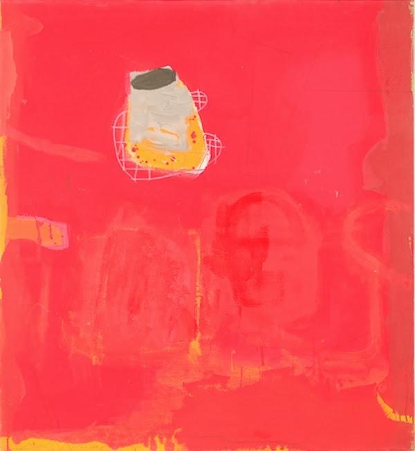 Gary Komarin   Rue Madame In Red, Courtesy: Cuadro Art Gallery