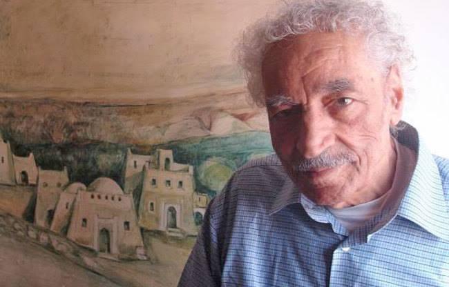 Iraqi Artist Nouri Al Rawi (1925 - 2014)
