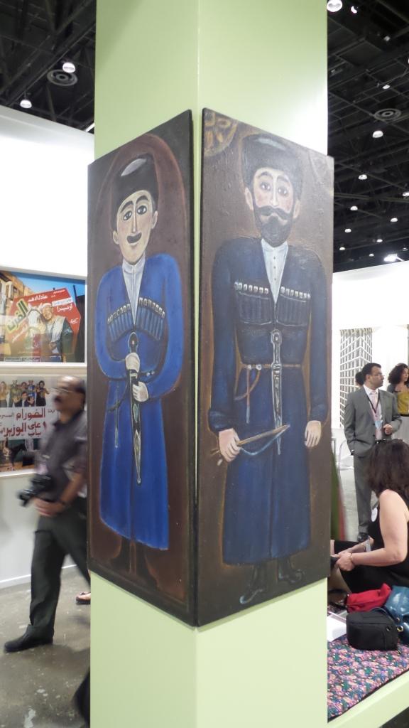Marker 2014 curated by Slavs and Tatars. Courtesy to Al Mahha Art