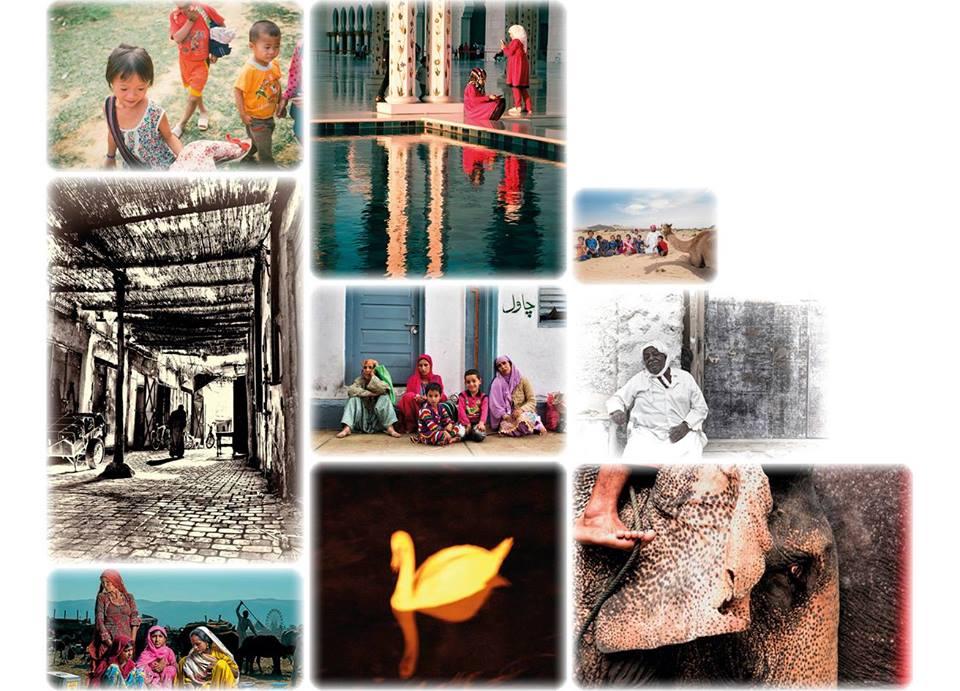 Memories Recreated Poster. Al Riwaq Art Space