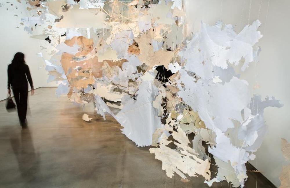 Installation by Val Britton